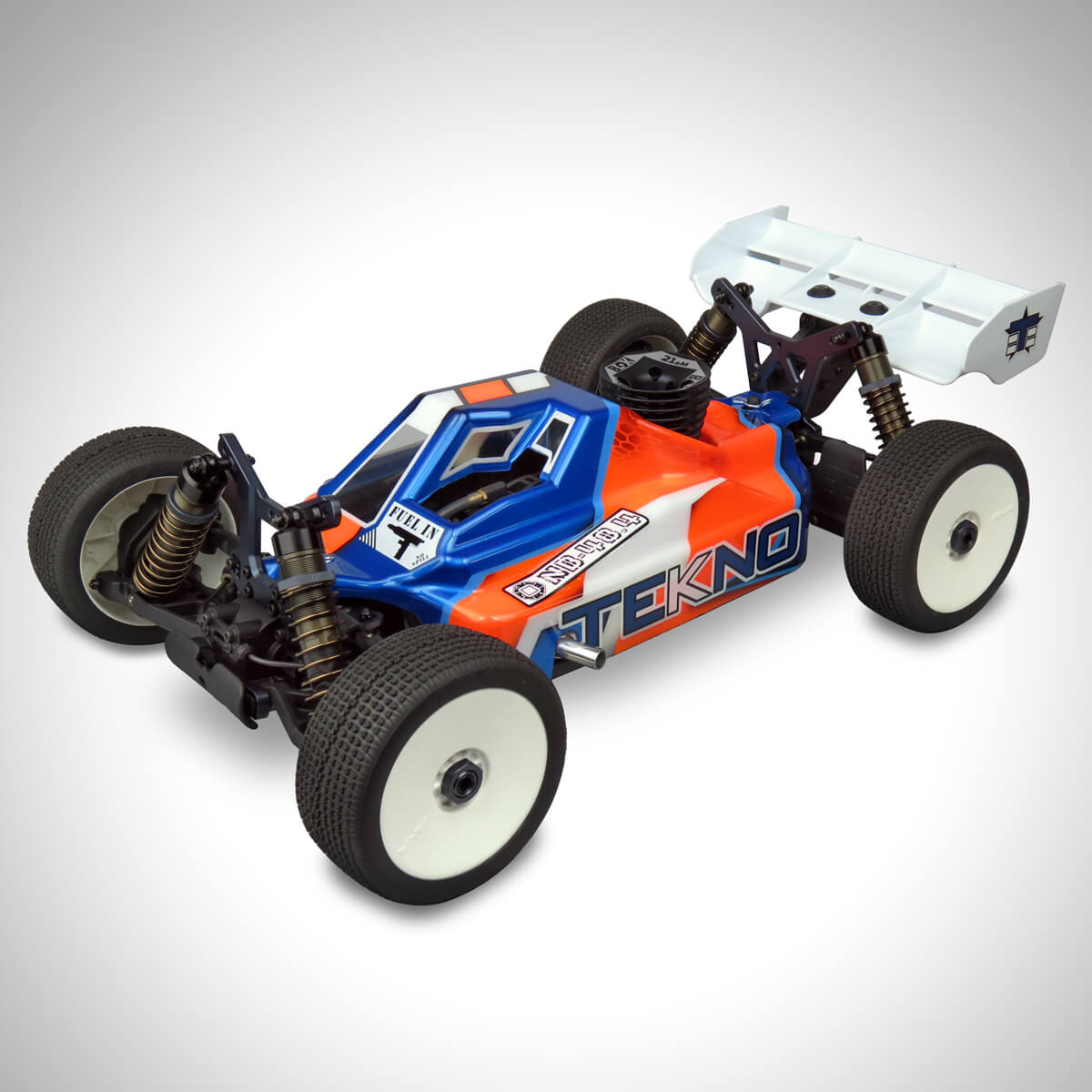 TKR8300 - NB48 4 1/8th 4WD Competition Nitro Buggy Kit